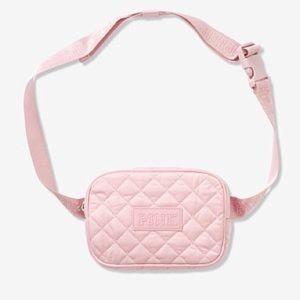 NWT PINK VS Belt Bag